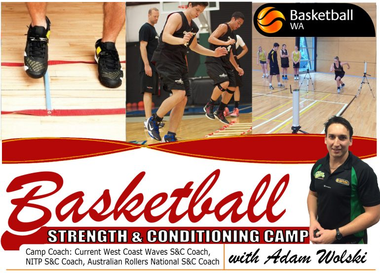 BWA Strength and Conditioning Camp Announced