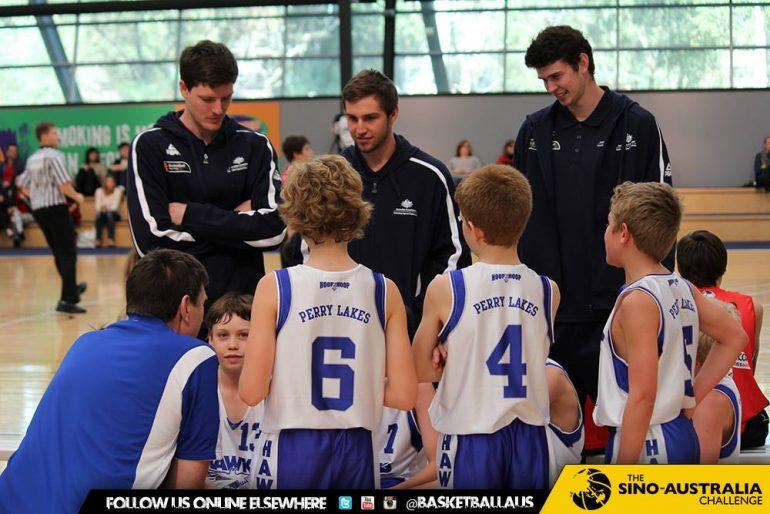 Sino-Australia Challenge Starts Friday @ Perth Arena
