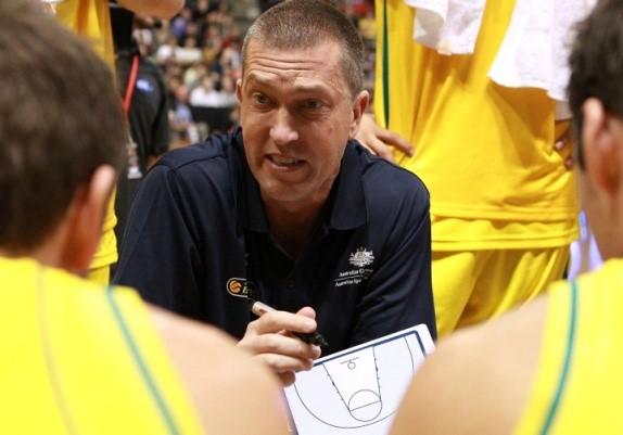 BWA present's Australian Boomers Head Coach Andrej Lemanis