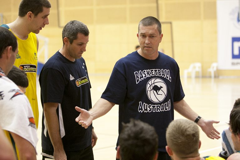 Boomers Coaching Clinic- Andrej Lemanis