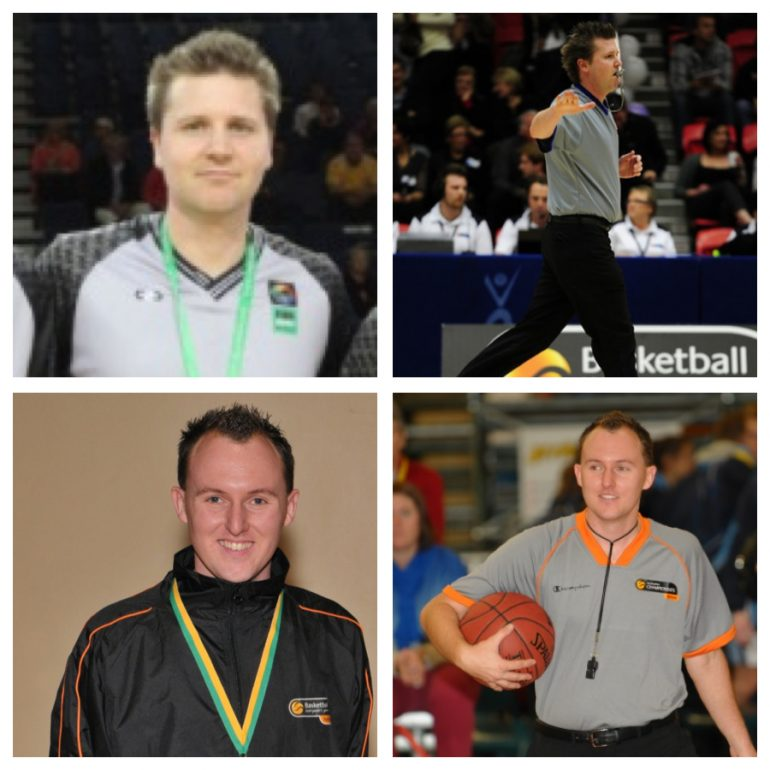 WA Referees Acknowedged in Achievements