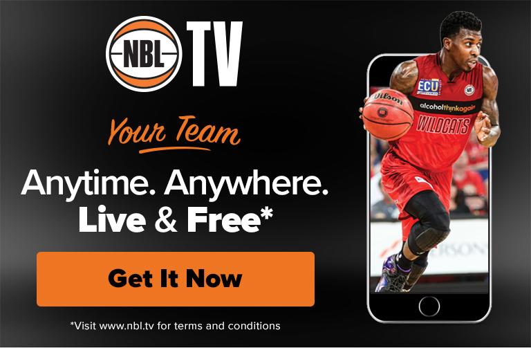Watch NBL Live & Free on NBL TV