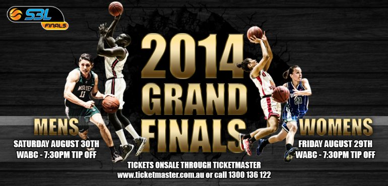 Kickz101 SBL Grand Final Tickets On Sale