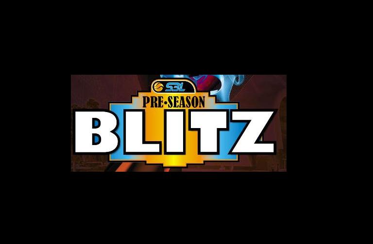 Pre-Season Blitz Starts Tonight