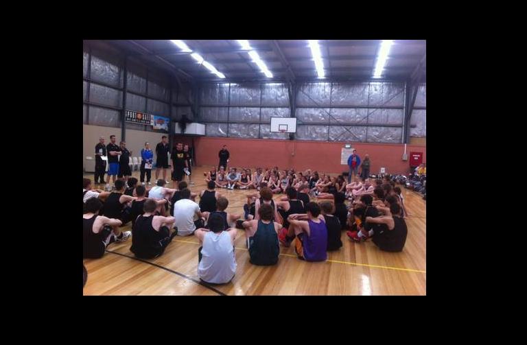 Talented Athlete Program Camp (U/14/15)