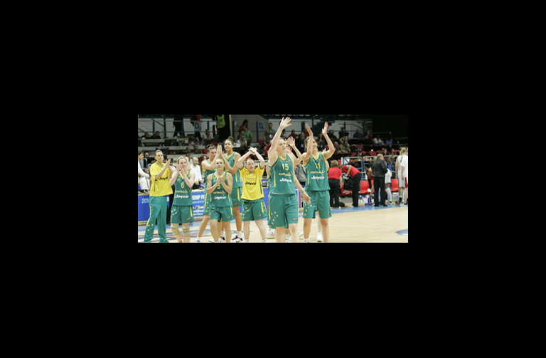 Opals claim World Champs Opener