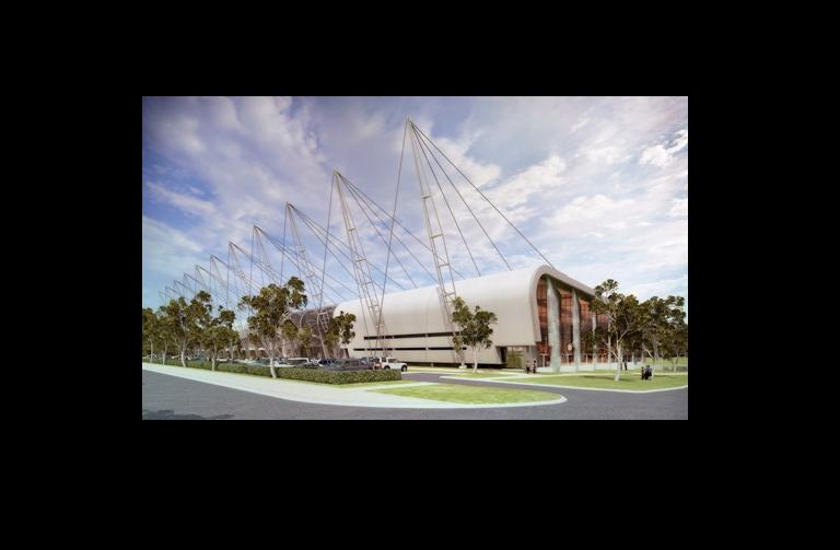 WA Basketball Centre Naming Rights