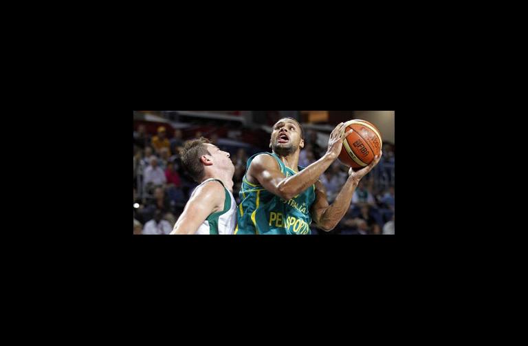 Boomers jump in FIBA World Rankings