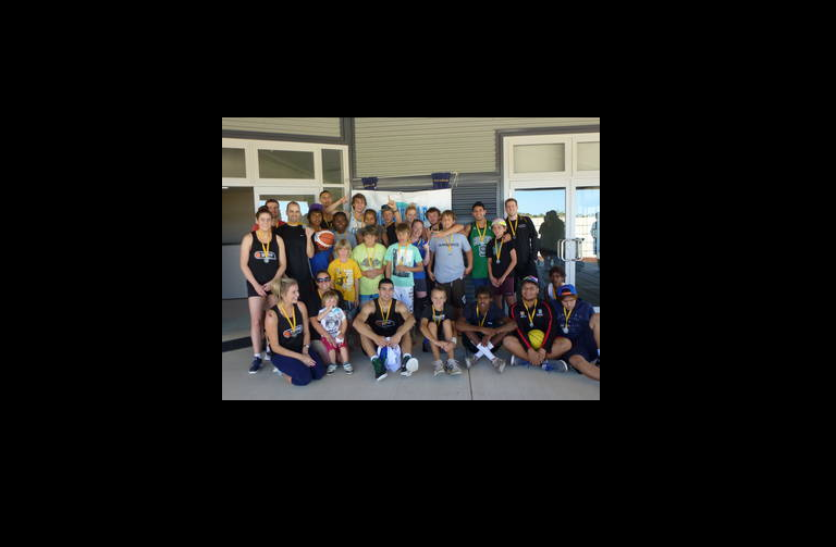 Basketball WA Opens Recreation Centre in Shark Bay
