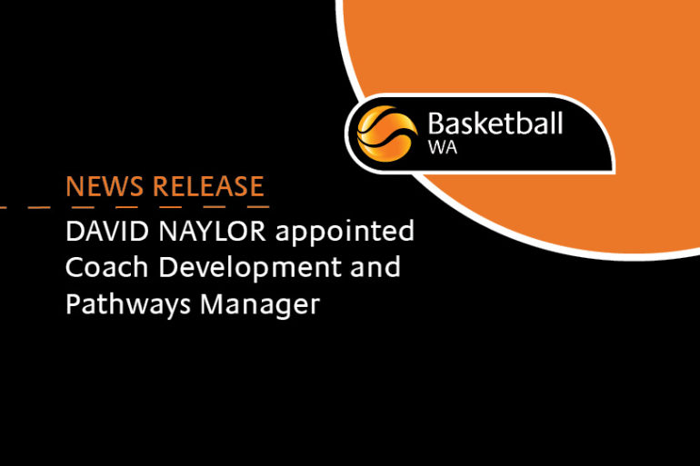 David Naylor – Appointed Coach Development and Pathways Manager