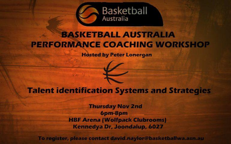 Coach Development Heats up in the West