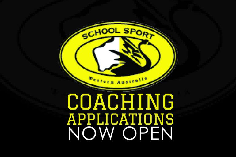 Seeking Your Coaching Applications
