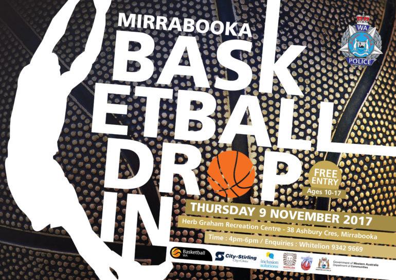 Mirrabooka Basketball Drop In