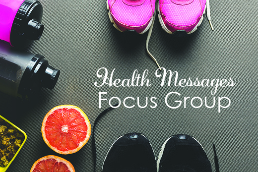 Healthy Lifestyle – Focus Group