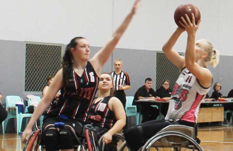 Amber Merritt – Player of the Week – WNWBL Round 1