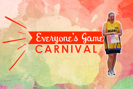 Everyone's Game Carnival – Register your Interest
