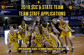 2019 SCC & State Team Coach & Manager Applications