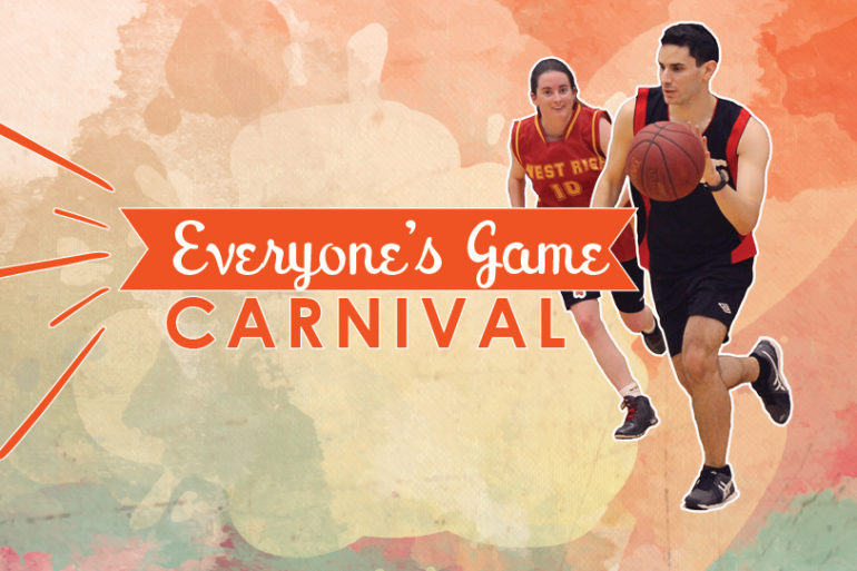 Everyone's Game Carnival