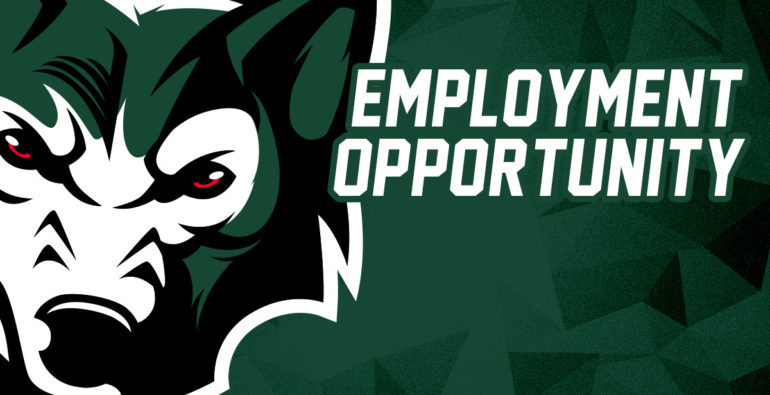 Positions Available – Joondalup Wolves