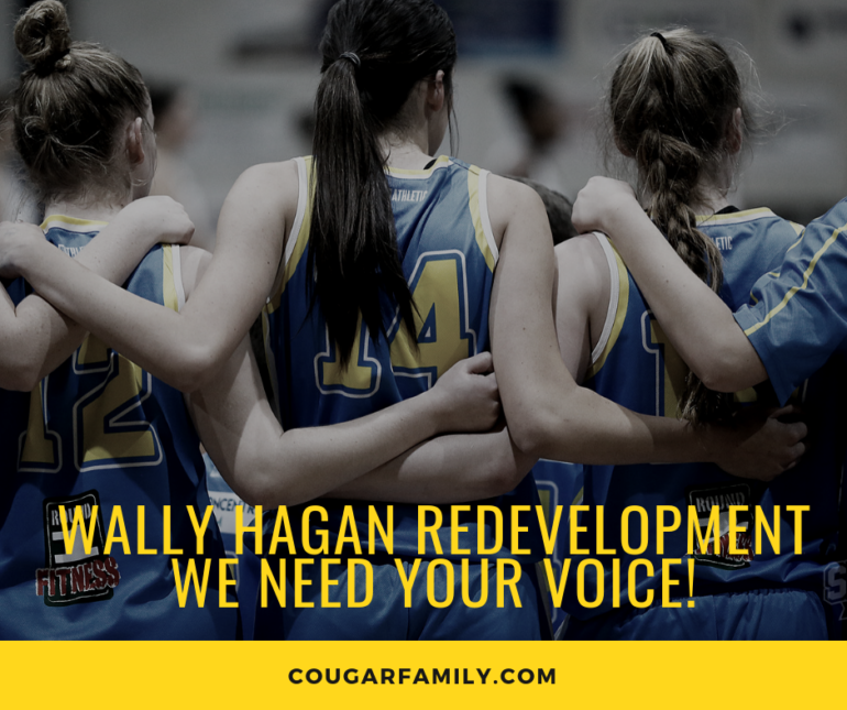Wally Hagen Redevelopment – We Need Your Voice