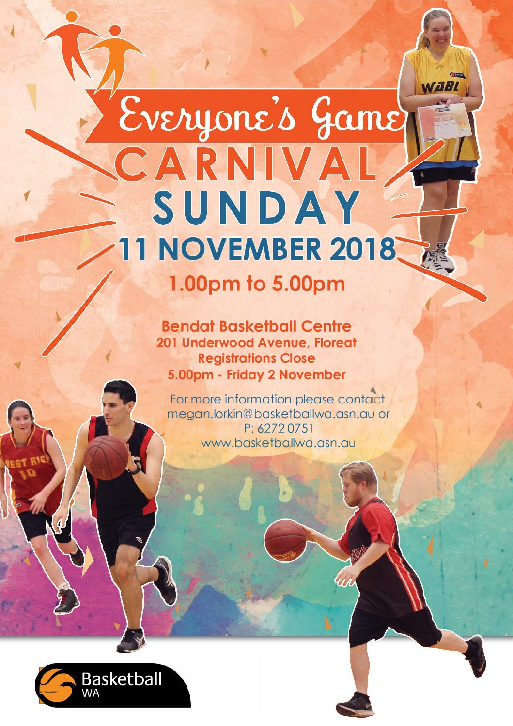Everyone's Game Carnival – 11 November