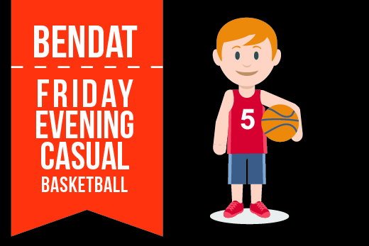 Bendat Basketball – Friday Night Casual Basketball
