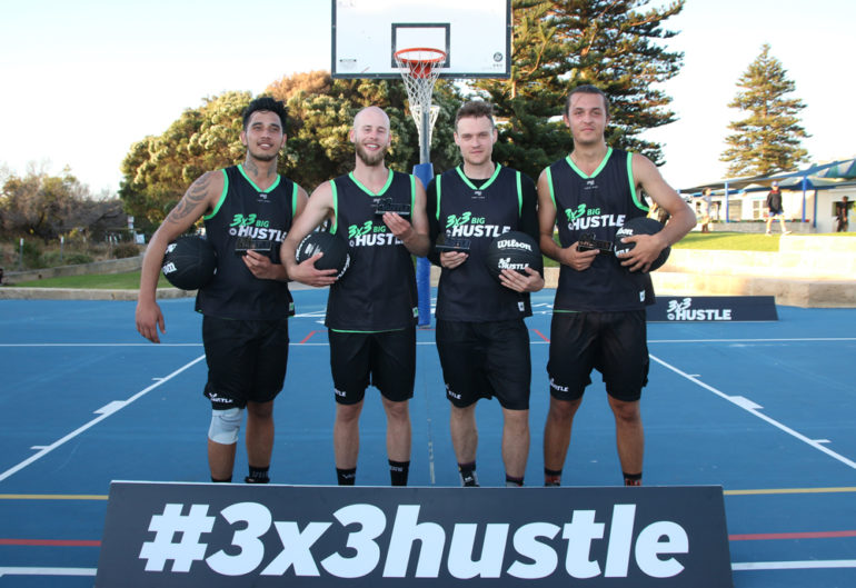 Good Luck to the Perth Ballers heading to NBL 3×3 Pro Hustle Tour!