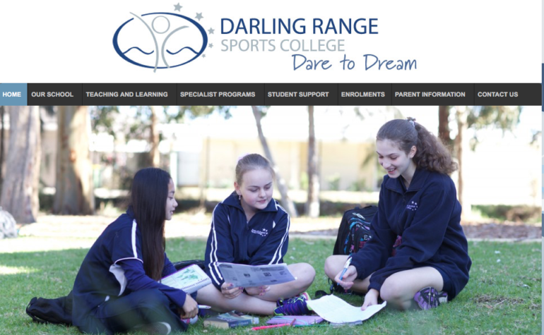 Darling Range Sports College Program