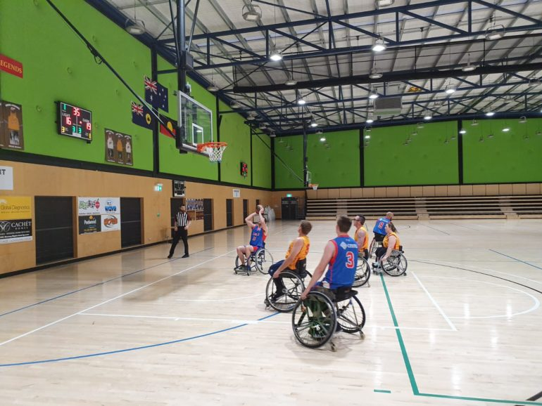 SBL Wheelchair League Round 2 Recap – MANDURAH