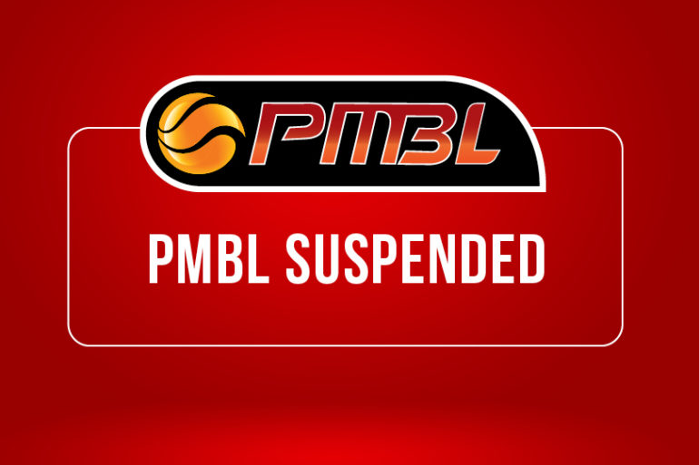 PMBL Suspended