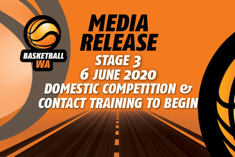 MEDIA RELEASE – DOMESTIC COMPETITION & CONTACT TRAINING TO BEGIN