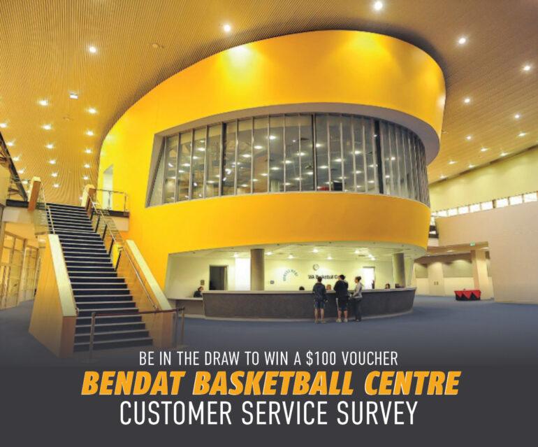 Bendat Basketball Centre – Customer Service Survey