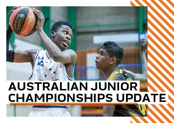 Basketball Australia Update on Australian Junior Championships