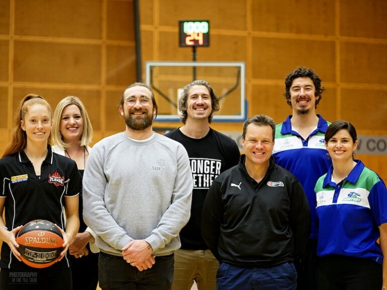 MEDIA RELEASE – BASKETBALL WA PARTNER WITH A STITCH IN TIME