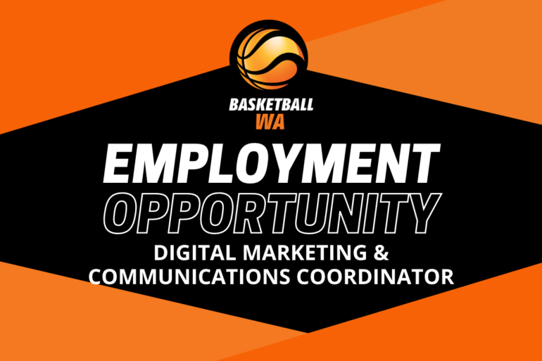 EMPLOYMENT OPPORTUNITY – Digital Marketing and Communications Coordinator