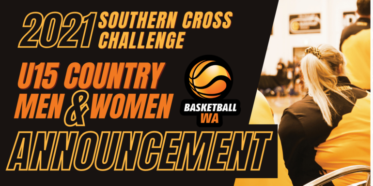 2021 Under 15 – Southern Cross Challenge – Country Teams