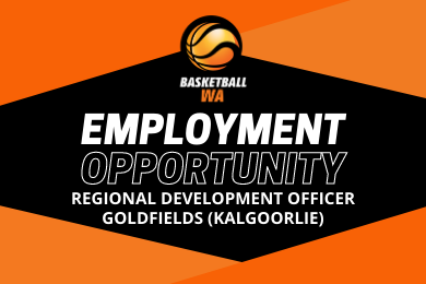 Employment Opportunity – Regional Development Officer Goldfields