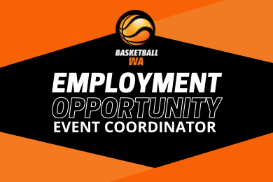 Employment Opportunity – Event Coordinator