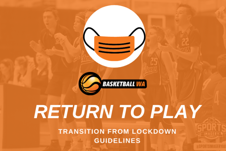 ANNOUNCEMENT – Return to Play Conditions for Basketball in Perth and Peel Regions