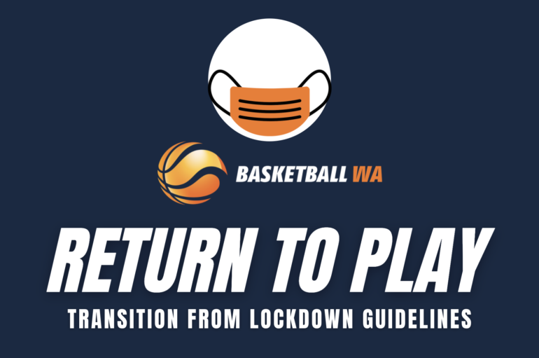ANNOUNCEMENT – Return to Play Conditions for Basketball in Perth and Peel regions.