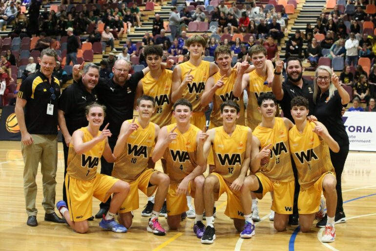 WA METRO MEN CROWNED 2021 AUSTRALIAN UNDER-18 CHAMPIONS