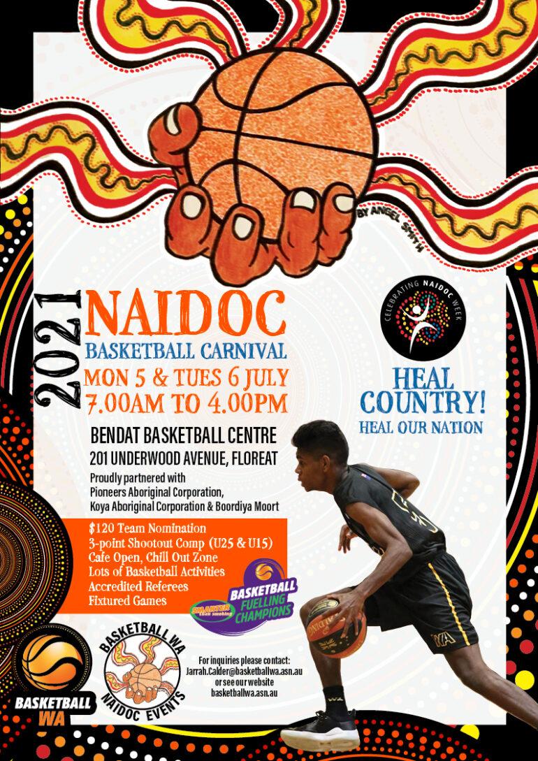 2021 NAIDOC BASKETBALL CARNIVAL