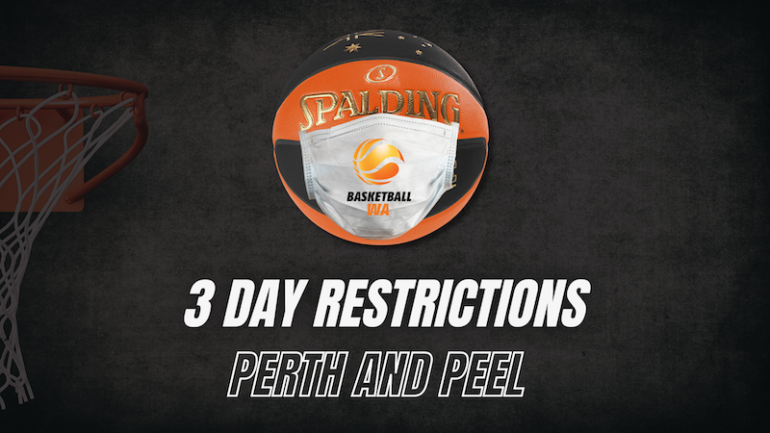 ANNOUNCEMENT – 3 Day Post Lockdown – Interim Restrictions,Perth and Peel Regions