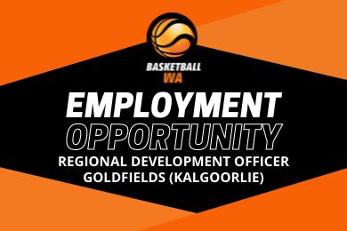 Employment Opportunity – Goldfields